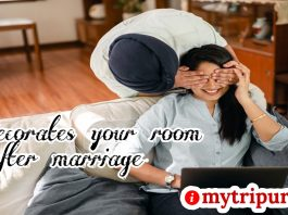 Room Decoration After Marriage